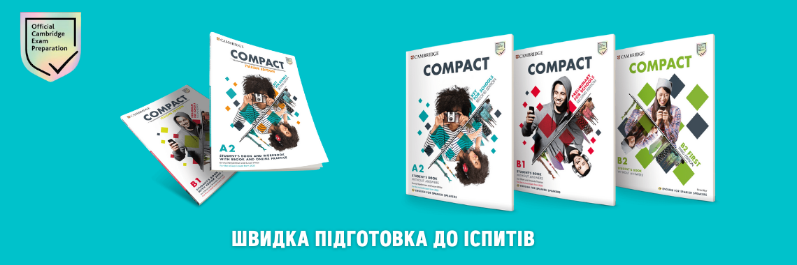 Compact 3rd Edition